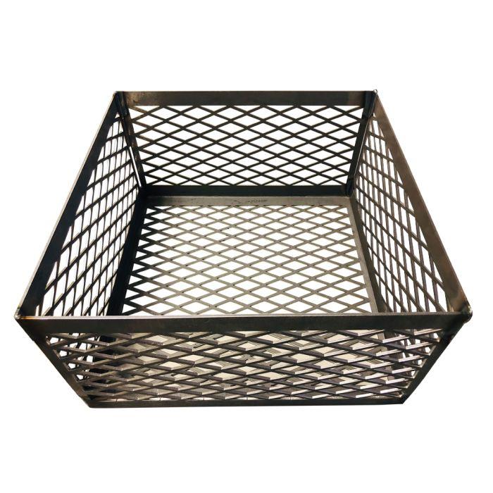 LavaLock® 15 x 15 x 8 Super PREMIUM EXPANDED Charcoal Basket