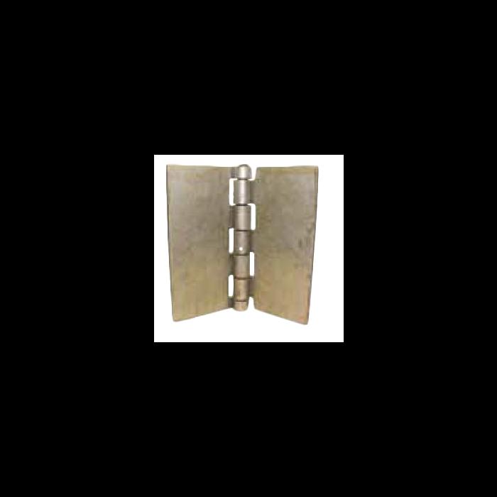 Weld On Butt Hinge 6 in x 3 in smoker pit door parts