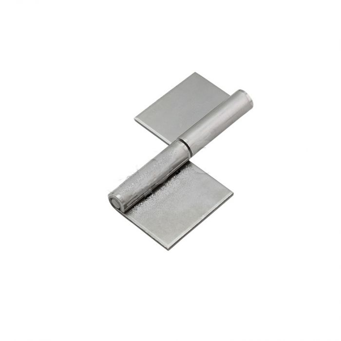 Flag hinge 2 in x 1.5 in Right, Male and Female
