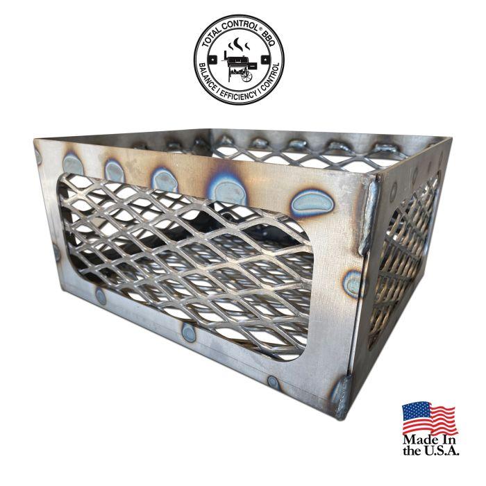12 x 10 x 6 charcoal basket (no legs or ash pan)