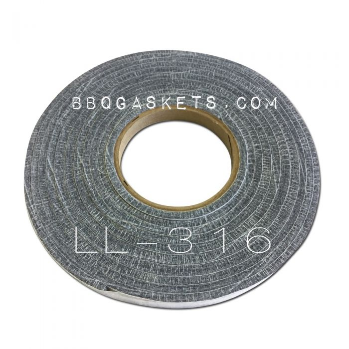 LavaLock® Grey 3/16