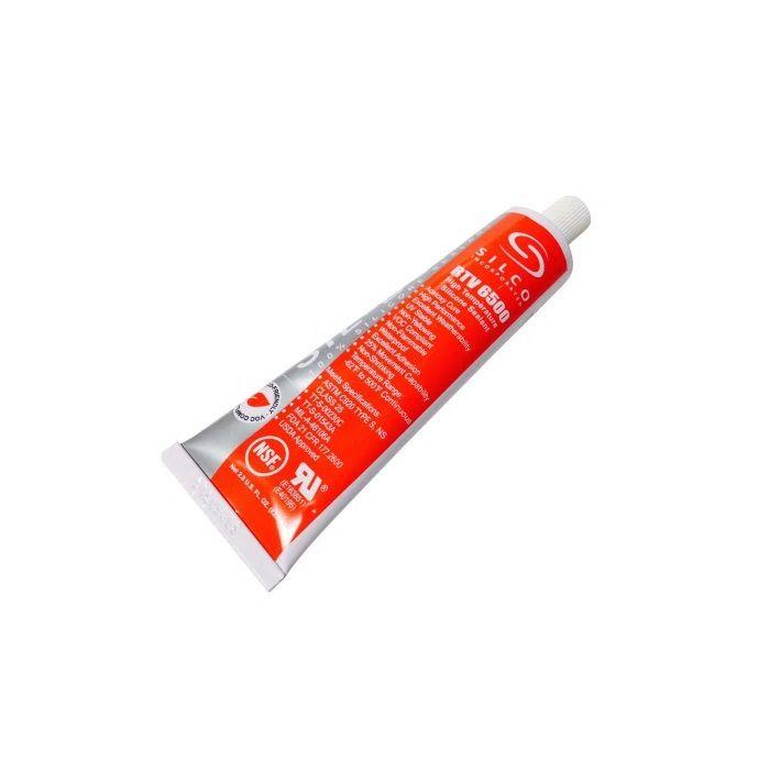 Rtv Red BBQ smoker Sealer & gasket adhesive, 3 oz 650F